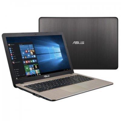 Ноутбук ASUS X541UV-XO241T (90NB0CG1-M02830) (90NB0CG1-M02830)Ноутбуки ASUS<br>BTS 15.6HD/i5-6198DU/8GB/500GB/GF 920MX/DVD-RW/WiFi/Windows 10/Chocolate Black<br>