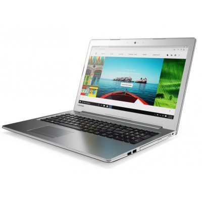 Ноутбук Lenovo IdeaPad 510-15IKB (80SV004NRK) (80SV004NRK)Ноутбуки Lenovo<br>IdeaPad 510-15IKB  15.6&amp;amp;#039;&amp;amp;#039; FHD(1920x1080) nonGLARE/Intel Core i5-7200U 2.50GHz Dual/8GB/1TB/GF 940MX 4GB/DVD-RW/WiFi/BT4.1/1.0MP/4in1/2cell/2.20kg/W10/1Y/WHITE<br>