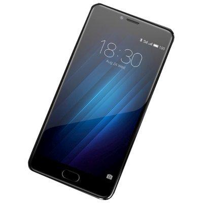 Смартфон Meizu U20 32Gb черный (U685H-32-B)Смартфоны Meizu<br>U20 Black, 5.5   1920x1080, 1.8GHz+1.0GHz, 4+4 Core, 3GB RAM, 32GB, 13Mpix/5Mpix, 2 Sim, 2G, 3G, LTE, BT, Wi-Fi, GPS, Glonass, 3260mAh, Android 6.0, 158g, 153x75.4x7.7, считыватель отпечатков пальцев<br>