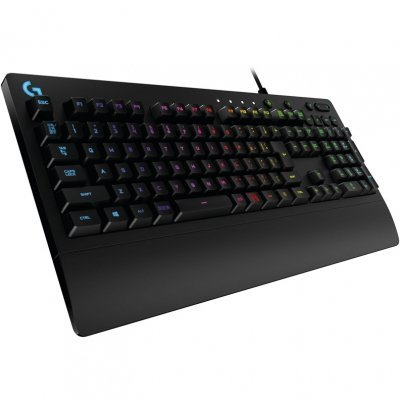 цены Клавиатура Logitech Gaming Keyboard G213 Prodigy (920-008092)