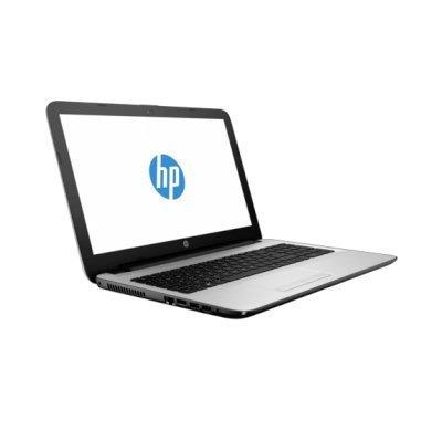 Ноутбук HP 15 15-ay505ur (Y5K73EA) (Y5K73EA)Ноутбуки HP<br>15.6(1366x768)/Intel Pentium N3710(1.6Ghz)/4096Mb/500Gb/noDVD/Ext:AMD Radeon R5 M430(2048Mb)/Cam/BT/WiFi/41WHr/war 1y/2.04kg/white silver/W10<br>