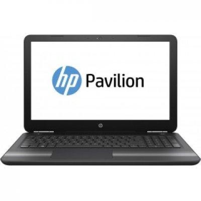 Ноутбук HP Pavilion 15-au102ur (Y5V53EA) (Y5V53EA)Ноутбуки HP<br>15.6(1920x1080)/Intel Core i7 7500U(2.7Ghz)/16384Mb/1000+128SSDGb/DVDrw/Ext:nVidia GeForce 940M(4096Mb)/Cam/BT/WiFi/41WHr/war 1y/2.2kg/Onyx Black/W10<br>