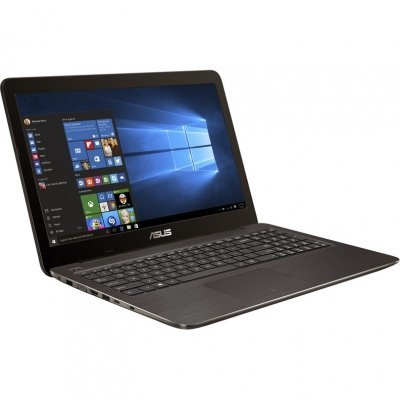 Ноутбук ASUS X556UQ (90NB0BH1-M03880) (90NB0BH1-M03880)Ноутбуки ASUS<br>Asus X556UQ i5-6200U 4Gb 1Tb nV GT940MX 2Gb 15,6 HD DVD(DL) BT Cam 2600мАч Win10 Черный 90NB0BH1-M03880<br>