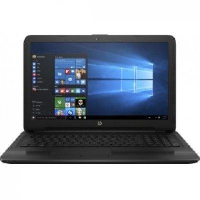 Ноутбук HP 15-ay518ur (Y6H94EA) (Y6H94EA)Ноутбуки HP<br>Ноутбук HP 15-ay518ur  Pentium N3710 (1.6)/4Gb/128Gb SSD/15.6HD/AMD R5 430 2Gb/no ODD/DOS<br>