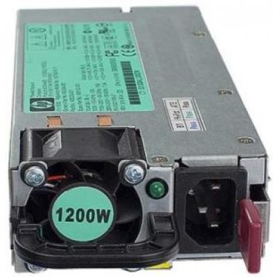 Блок питания сервера HP 1200W CS Plat Ht Plg Kit (748287-B21) (748287-B21) адаптер hp 2u security bezel kit 666988 b21