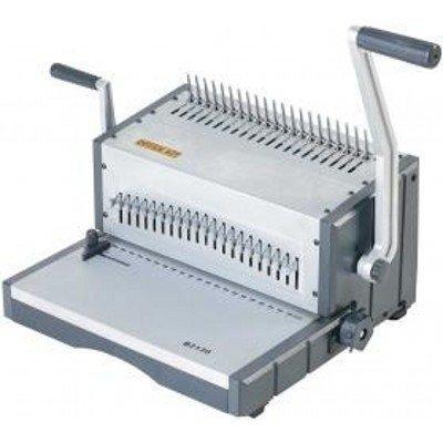 Переплетчик Office Kit B2130 (B2130)Переплетчики Office Kit<br>Переплетчик Office Kit B2130 A4/перф.30л.сшив/макс.500л./пластик.пруж. (4.5-51мм)<br>