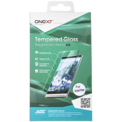 Пленка защитная для смартфонов Onext для Sony Xperia Z5 Premium (Защитное стекло) (40987)Пленки защитные для смартфонов Onext<br>Защитное стекло Onext для телефона Sony Xperia Z5 Premium<br>