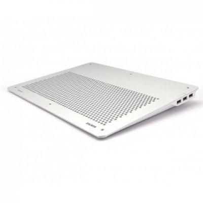 Подставка для ноутбука ZALMAN ZM-NC2000NT Silver (ZM-NC2000NT Silver)Подставки для ноутбука ZALMAN<br>Теплоотводящая подставка под ноутбук Zalman ZM-NC2000NT Silver (3x USB hub, fan control,17-23 дБ)<br>