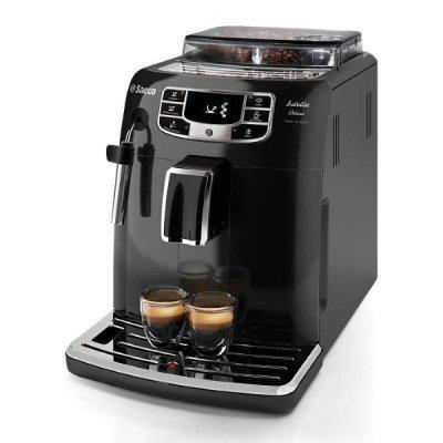 Кофемашина Philips Saeco HD8887 (HD8887/19)Кофемашины Philips<br>Высокое качество и легкость в использовании  Автоматическая кофемашина Saeco представляет Intelia Deluxe — интеллектуальную и удобную в использовании<br>