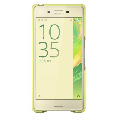 Чехол для смартфона Sony для Xperia X золотой лайм (SBC22 Lime Gold) чехол вертикальный откидной для sony xperia t3 синий armorjacket