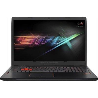 Ноутбук ASUS GL702VM-GC066T (90NB0DQ1-M00910) (90NB0DQ1-M00910)Ноутбуки ASUS<br>Ноутбук Asus GL702VM-GC066T i7-6700HQ (2.6)/24G/1T+128G SSD/17,3FHD AG IPS/NV GTX1060 6G DDR5/noODD<br>