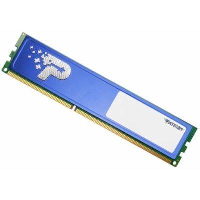 Модуль оперативной памяти ПК Patriot PSD44G213381H (PSD44G213381H)Модули оперативной памяти ПК Patriot<br>Память DDR4 4Gb (pc-17000) 2133MHz with HS Patriot PSD44G213381H<br>