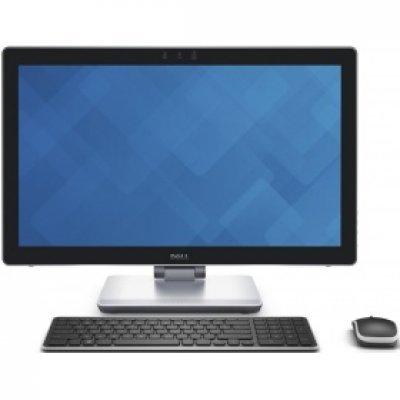 Моноблок Dell Inspiron 7459 (7459-4773) (7459-4773)Моноблоки Dell<br>Моноблок Dell Inspiron 7459 23 Full HD Touch i7 6700HQ (2.6)/8Gb/1Tb/SSD32Gb/GF940M 4Gb/DVDRW/CR/Windows 10 Home Single Language 64/GbitEth/WiFi/BT/Cam/черный/серебристый 1920x1080<br>