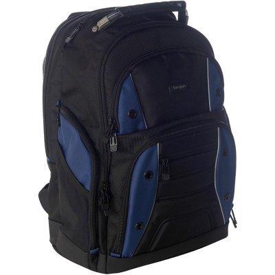 Рюкзак для ноутбука Targus 16 TSB84302EU черный/синий (TSB84302EU) рюкзак для ноутбука 14 targus transit tbb45402eu полиэстер черный cерый