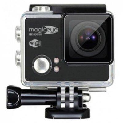 Экшн камера Gmini MagicEye HDS5000 (6909684750000)Экшн камеры Gmini<br>Экшн-камера Gmini MagicEye HDS5000 1xExmor R CMOS 16Mpix черный<br>