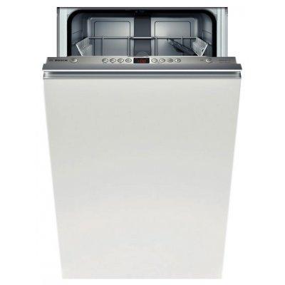 Посудомоечная машина Bosch SPV40X90 (SPV40X90RU)Посудомоечные машины Bosch<br>напольная посудомоечная машина 45 см<br>встраиваемая полностью<br>конденсационная сушка<br>расход воды 11 л<br>расход электричества 0.78 кВт·ч<br>защита от детей<br>дисплей<br>уровень шума при работе 48 дБ<br>полная защита от протечек<br>