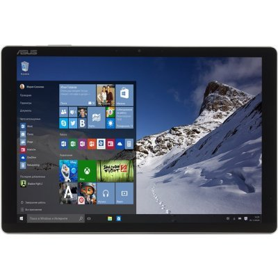 Ультрабук-трансформер ASUS Transformer 3 T305CA(PAD)-GW013T (90NB0D81-M00250) (90NB0D81-M00250)Ультрабуки-трансформеры ASUS<br>Core M3-7Y30 /4Gb/128GB SSD/UMA/12.6 WQHD+ (2880x1920) Glare Touchscreen/WiFi/BT/Cam 5Mp (front)+ 13Mp (rear)/Windows 10 Home/Titanium Gray/Stylus/695g<br>