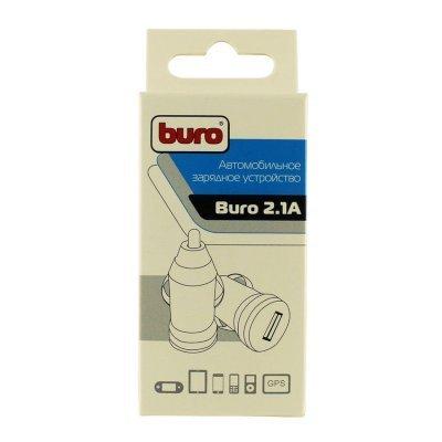Автомобильное зарядное устройство Buro TJ-085 2.1A (TJ-085), арт: 251228 -  Автомобильные зарядные устройства Buro