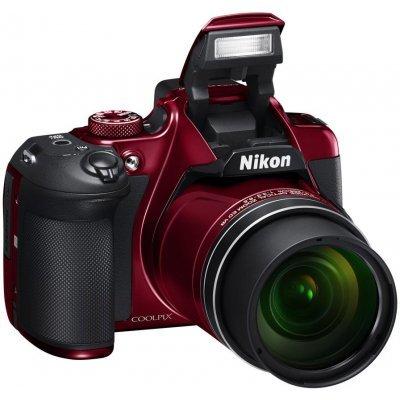 Цифровая фотокамера Nikon Coolpix B700 Red (VNA931E1)