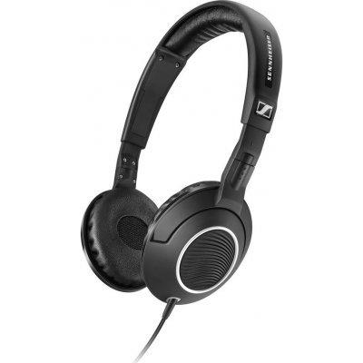 Наушники Sennheiser HD 231G (HD 231G)Наушники Sennheiser<br>накладные наушники с микрофоном, поддержка iPhone, импеданс 16 Ом, чувствительность 110 дБ, разъём mini jack 3.5 mm, длина провода 1.2 м, складная конструкция, неодимовые магниты<br>