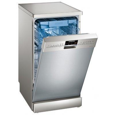 Посудомоечная машина Siemens SR26T898RU (SR26T898RU)Посудомоечные машины Siemens<br>напольная посудомоечная машина 45 см<br>отдельно стоящая<br>конденсационная сушка<br>расход воды 9 л<br>расход электричества 0.91 кВт·ч<br>защита от детей<br>дисплей<br>уровень шума при работе 43 дБ<br>полная защита от протечек<br>