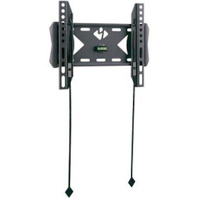 Кронштейн для ТВ и панелей Kromax FLAT-5 черный (Kromax FLAT-5) кронштейн настенный kromax flat 2 grey kromax flat 2