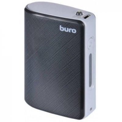 Внешний аккумулятор для портативных устройств Buro RQ-5200 (RQ-5200)Внешние аккумуляторы для портативных устройств Buro<br>аккумулятор емкостью 5200 мАч максимальный ток 1 А разъем USB вес 120 г фонарик<br>