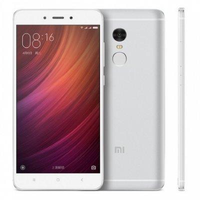 Смартфон Xiaomi Redmi Note 4 64Gb серебристый (Redmi Note 4 64Gb Silver)Смартфоны Xiaomi<br><br>