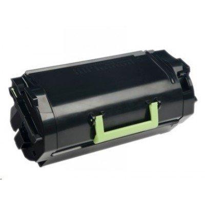 Тонер-картридж для лазерных аппаратов Lexmark для MS811/MS812, LRP (45K) (52D5X00)Тонер-картриджи для лазерных аппаратов Lexmark<br>Картридж с тонером сверхвысокой ёмкости для MS811/MS812, LRP (45K)<br>