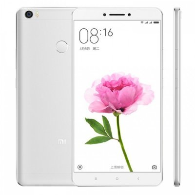 Смартфон Xiaomi Mi Max 32Gb серебристый (MIMAXS32GB)Смартфоны Xiaomi<br><br>