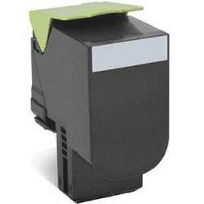Тонер-картридж для лазерных аппаратов Lexmark для CX310/410/510, чёрный, Corporate (4K) (80C8HKE) corporate real estate management in tanzania