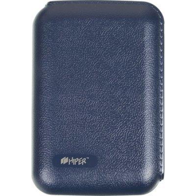 Внешний аккумулятор для портативных устройств HIPER SP7500 синий (SP7500 DARK BLUE) внешний аккумулятор для портативных устройств hiper sp20000 синий sp20000 dark blue