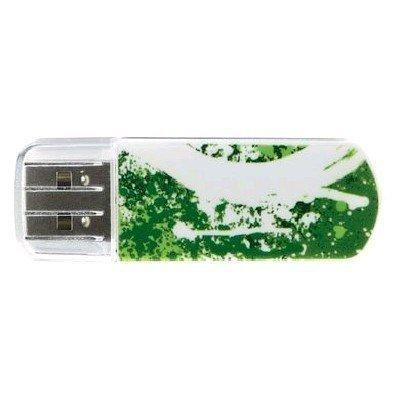 USB накопитель Verbatim 8Gb Store n Go Mini Graffiti (98163) usb flash drive 8gb verbatim mini graffiti edition usb 2 0 green 98163