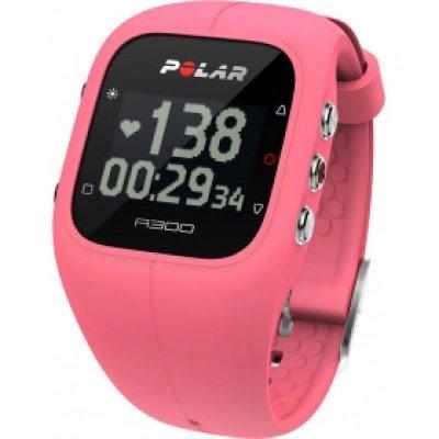 Умные часы Polar A300 розовый (90054240)Умные часы Polar<br>Часы спортивные Polar A300 розовый<br>