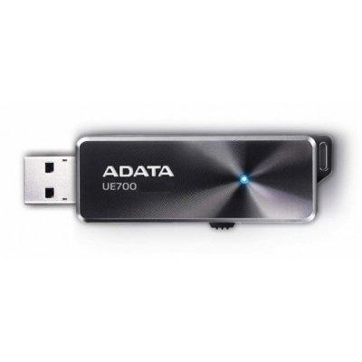 USB накопитель A-Data AUE700-128G-CBK (AUE700-128G-CBK)USB накопители A-Data<br>128Gb USB 3.0 (220/120 Mb/s)<br>