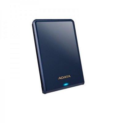 Внешний жесткий диск A-Data AHV620S-1TU3-CBL (AHV620S-1TU3-CBL) жесткий диск a data classic hv100 1tb usb 3 0 black ahv100 1tu3 cbk