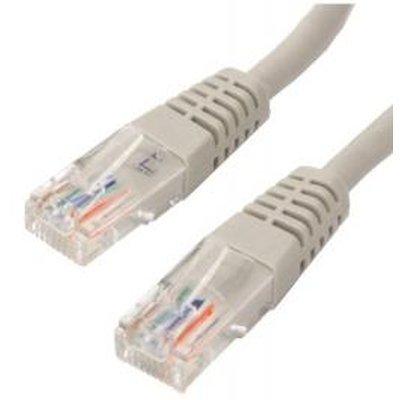 Кабель Patch Cord Telecom NA102--3M 3м, серый (NA102--3M)Кабели Patch Cord Telecom<br>Патч-корд литой Telecom UTP кат.5е 3,0м серый &amp;lt;NA102--3M&amp;gt;<br>