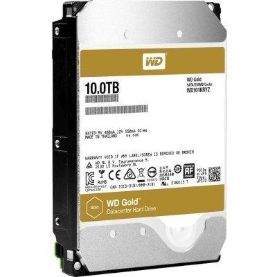 Жесткий диск серверный Western Digital 10TB WD101KRYZ (WD101KRYZ) жесткий диск western digital wd20efrx
