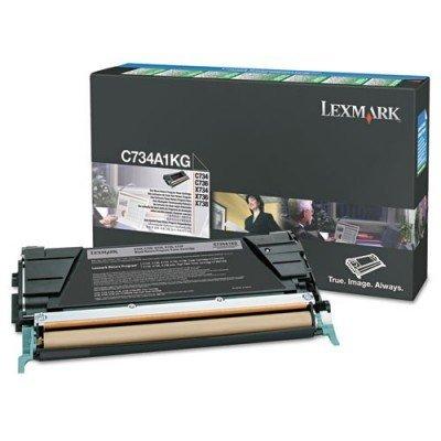 Тонер-картридж для лазерных аппаратов Lexmark с голубым тонером X746, X748, 7K (LRP) (X746A1CG)Тонер-картриджи для лазерных аппаратов Lexmark<br>Картридж с голубым тонером X746, X748, 7K (LRP)<br>