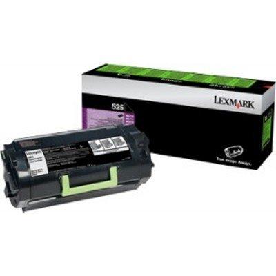 Тонер-картридж для лазерных аппаратов Lexmark для MS810/MS811/MS812, LRP (25K) (52D5H00)Тонер-картриджи для лазерных аппаратов Lexmark<br>Картридж с тонером высокой ёмкости для MS810/MS811/MS812, LRP (25K)<br>