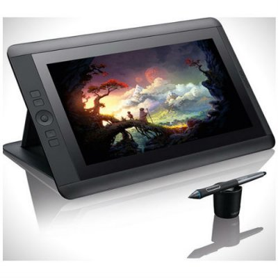 "Графический планшет Wacom Cintiq 13HD (DTH-1300) (DTH-1300)Графические планшеты Wacom<br>Interactive display Cintiq 13HD Creative Pen &amp;amp; Touch (13,3"")<br>"
