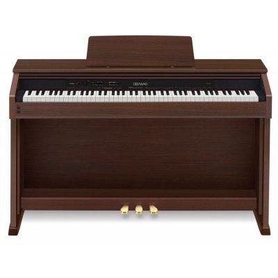 Клавишный музыкальный инструмент Casio CELVIANO AP-460ВN (AP-460BN)Клавишные музыкальные инструменты Casio<br>Цифровое фортепиано Casio CELVIANO AP-460ВN 88клав. коричневый<br>