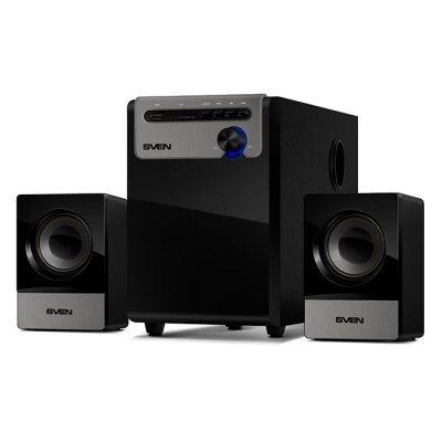 Компьютерная акустика SVEN MS-110 (SV-014056) акустическая система sven ms 80 black