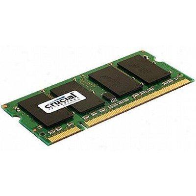 Модуль оперативной памяти ПК Crucial CT51264AC800 (CT51264AC800)Модули оперативной памяти ПК Crucial<br>Память DDR2 4Gb 800MHz Crucial CT51264AC800 RTL PC2-6400 CL6 SO-DIMM 240-pin 1.8В<br>