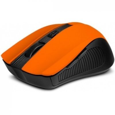 Мышь SVEN RX-345 оранжевый (SV-014179)Мыши SVEN<br>Беспроводная мышь SVEN RX-345 Wireless orange<br>