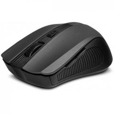 Мышь SVEN RX-345 серый (SV-014186)Мыши SVEN<br>Беспроводная мышь SVEN RX-345 Wireless grey<br>