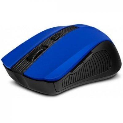 Мышь SVEN RX-345 синий (SV-014162)Мыши SVEN<br>Беспроводная мышь SVEN RX-345 Wireless blue<br>