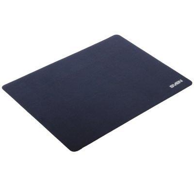 Коврик для мыши SVEN HC-01-01 (SV-011963)Коврики для мыши SVEN<br>Коврик для мыши SVEN HC-01-01, темно-синий, 300х225х1,5 мм, материал: микрофибра на прорезиненной основе<br>