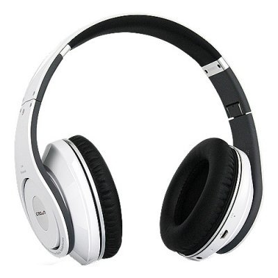 Bluetooth-гарнитура Crown CMBH-9299 белый (CM000001305, CMBH-9299 white)