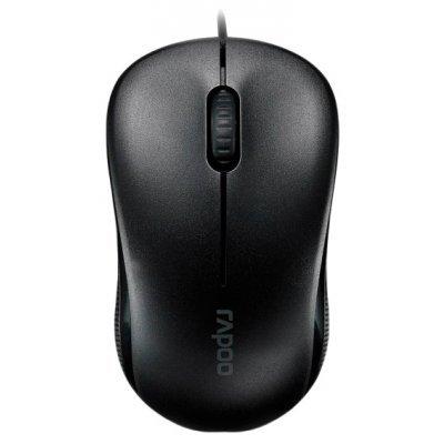 Мышь Rapoo N1130 черный (13742)